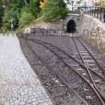 Železnice Ševčínská štola